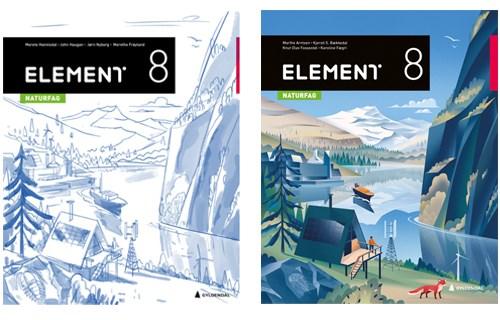 Element8 Forside