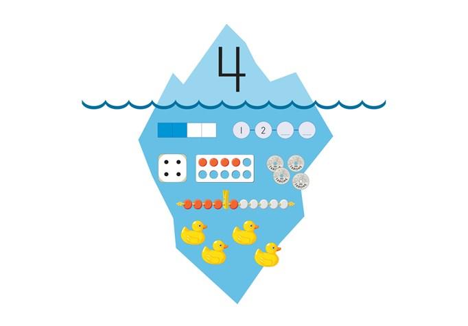 Isfjell Representasjon